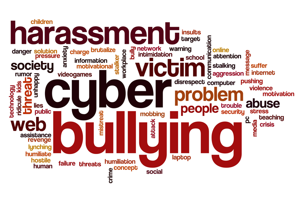 Cyberbullying words and phrases` | Corinne Gregory